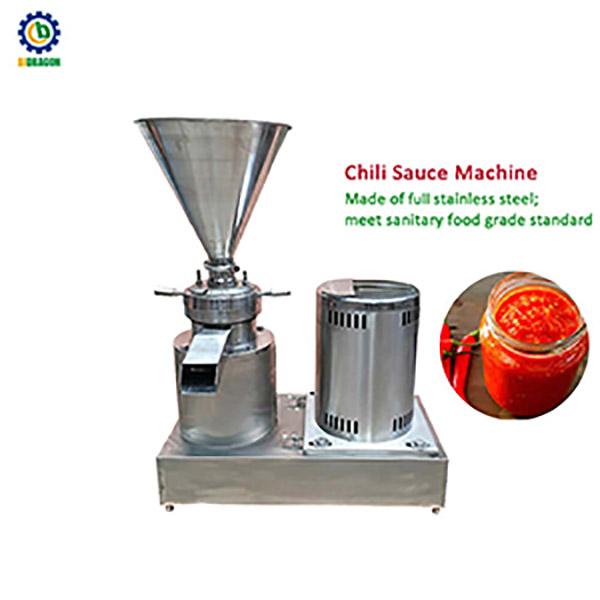 Chili Sauce Machine