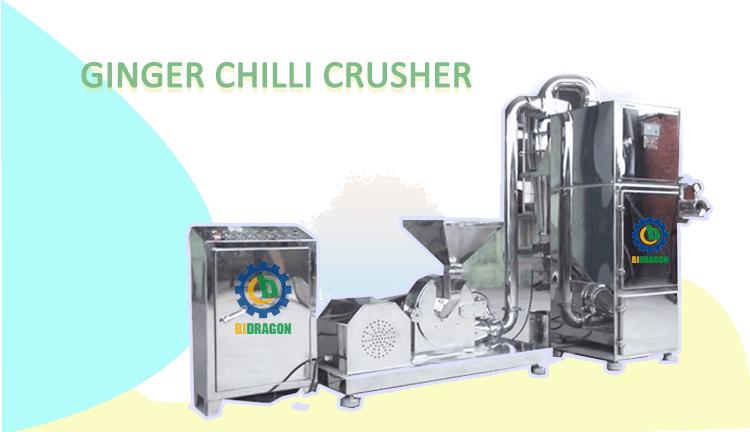 Ginger Chilli Crusher