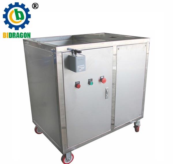 Green Banana Peeling Machine In India for Banana Chips Production