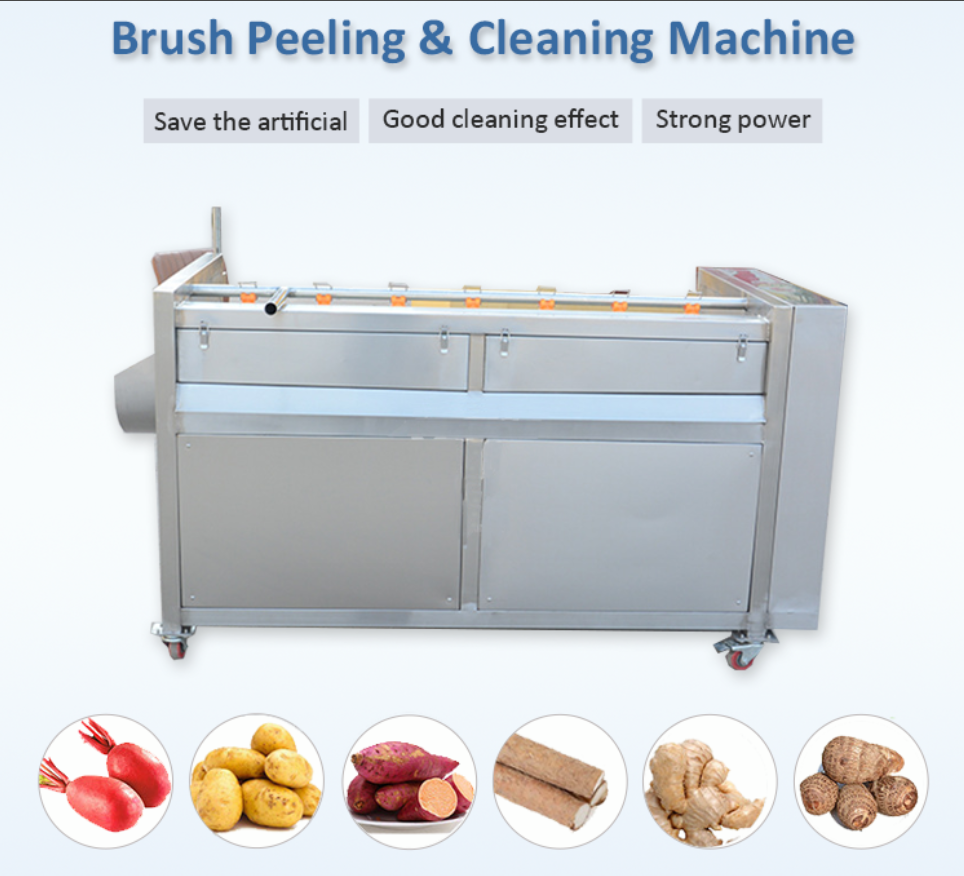 Potato-Peeling-Machine